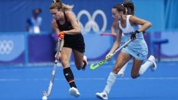 Deutsche Hockey-Damen scheiden ohne Medaille aus