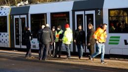 Regionalzug aus Frankfurt wegen Coronavirus-Verdachts gestoppt