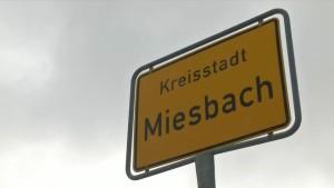 Miesbach trifft das Virus besonders schwer