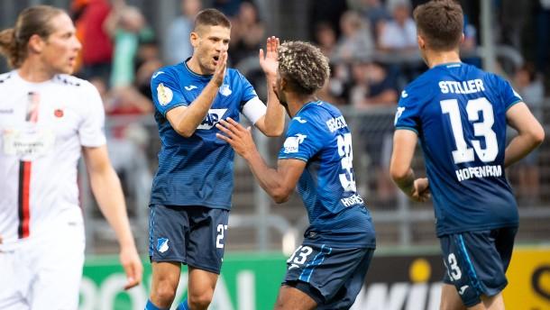 Hoffenheim quält sich zum Sieg in Köln