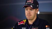 """""""Ich glaube, ich werde an dem Samstag zuschauen beim Qualifying"""": Sebastian Vettel"""