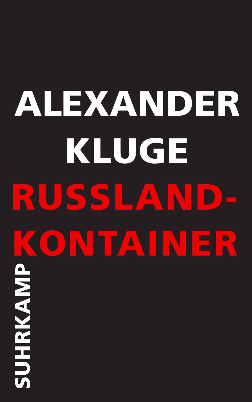 Der Russland Kontainer Von Alexander Kluge