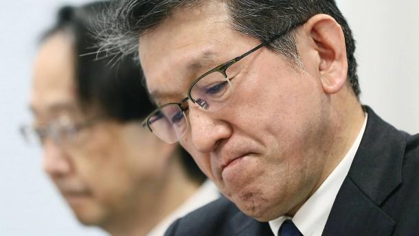 Japans Konzerne berufen die ältesten Manager auf Chefposten