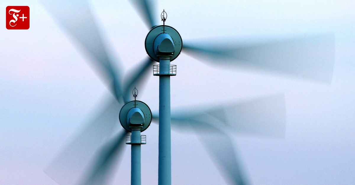 Erneuerbare Energien: Wie lange hält eine Windkraftanlage?