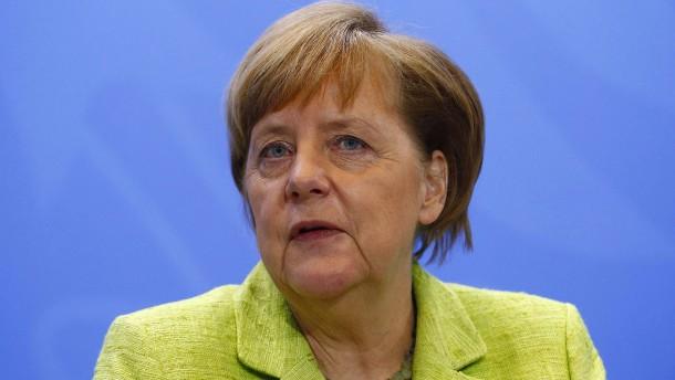 Merkel kritisiert schwache Terrorabwehr einzelner Länder