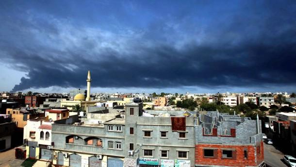 Libysches Parlament nimmt die Arbeit auf