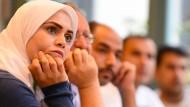 Migranten kritisieren deutsche Flüchtlingspolitik