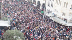 Assads Gegner verstärken Angriffe in Damaskus