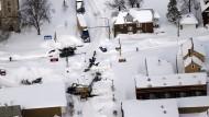 Mehrere Tote nach Schneesturm in Amerika