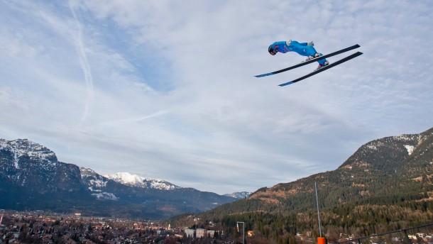 Vierschanzentournee Garmisch-Partenkirchen