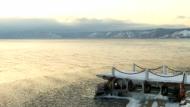 Wasserstand des größten Sees dramatisch gesunken