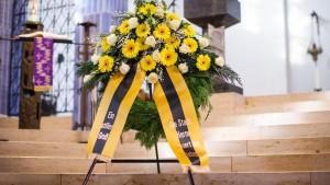 Rocker auch bei Beerdigung von zweitem Herner Mordopfer