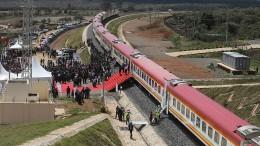 Geht ein Zug nach Nirgendwo