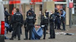 Anklage wegen Amokfahrt von Trier erhoben