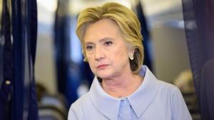 Clinton will nicht nach Mexiko reisen