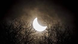 Erste partielle Sonnenfinsternis in Deutschland seit Jahren