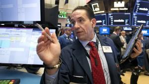 Rekorde an der Wall Street