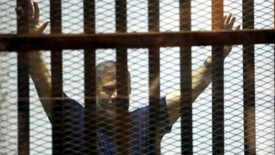 Mursi zum Tode verurteilt