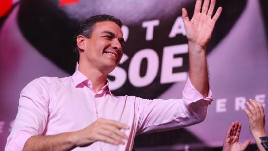 Spaniens Sozialisten vor schwieriger Regierungsbildung