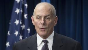 Trumps Heimatschutzminister will Einwandererfamilien trennen