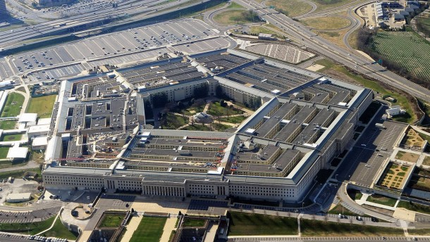 US-ARCHITECHTURE-PENTAGON