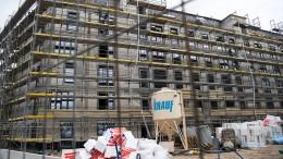 Sonderabschreibungen für neue Wohnungen sollen endlich kommen