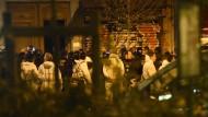 Mindestens 128 Tote nach Terrorserie in Paris