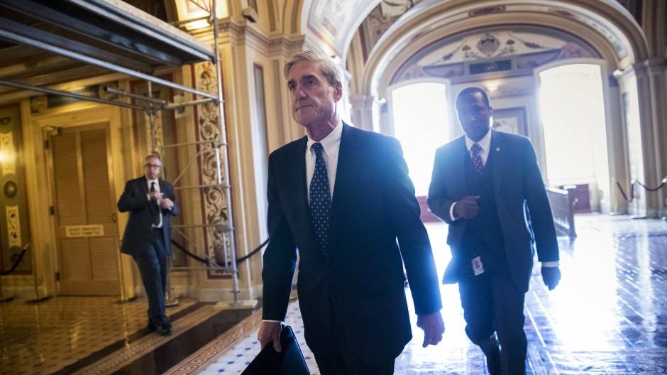 Hat um ein Gespräch mit dem Präsidenten gebeten: Robert Mueller, Sonderermittler in der Russland-Affäre