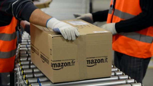 Amazon wegen Leiharbeitern in der Kritik