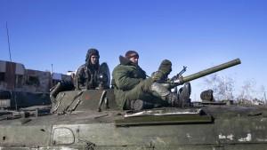 Amerikaner werfen Moskau Bruch der Waffenruhe vor