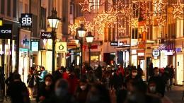 Wie der Teil-Lockdown den Einzelhandel bedroht