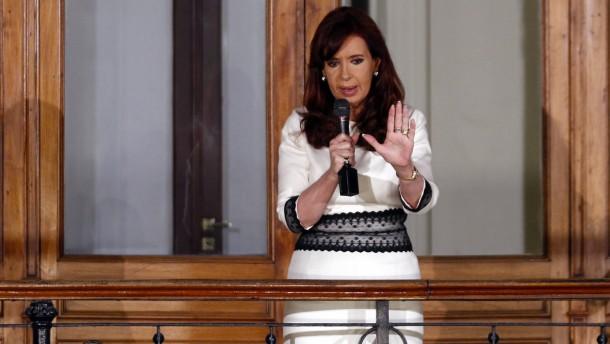 Das traurige Erbe der Kirchners
