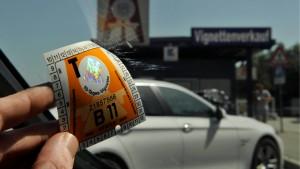 Ramsauer: Maut-Vignette für 76,50 Euro denkbar