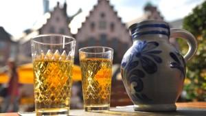 Hessische Ebbelwei-Kultur soll auf Kulturerbe-Liste