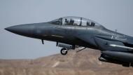 Amerika verkauft Kampfjets an Qatar