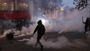 Proteste gegen Polizeigewalt in Frankreich