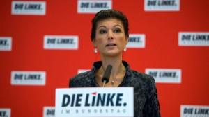 """""""Wagenknechts Politik ist national, inhuman und Kreml-zentriert"""""""