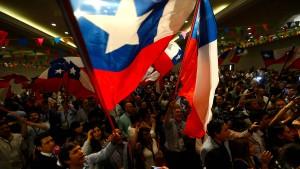 Piñera gewinnt Präsidentschaftswahl in Chile