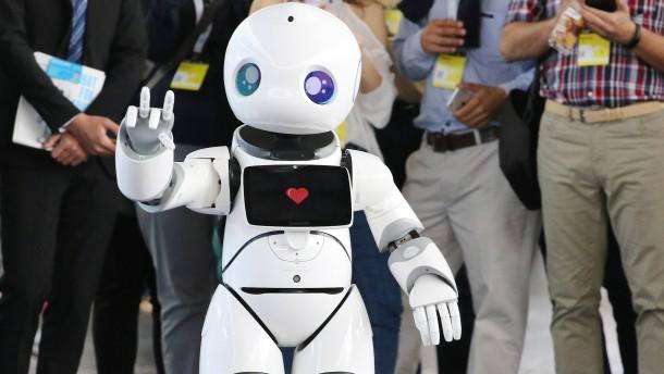 Der neue Job kommt vom Bot