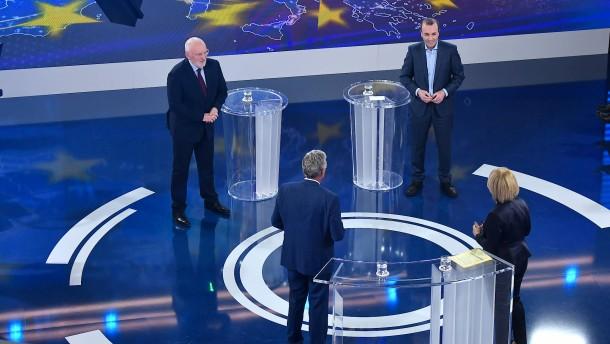Warum das Spitzenkandidatensystem für die EU nicht taugt