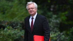 Briten wollen Stillstand überwinden
