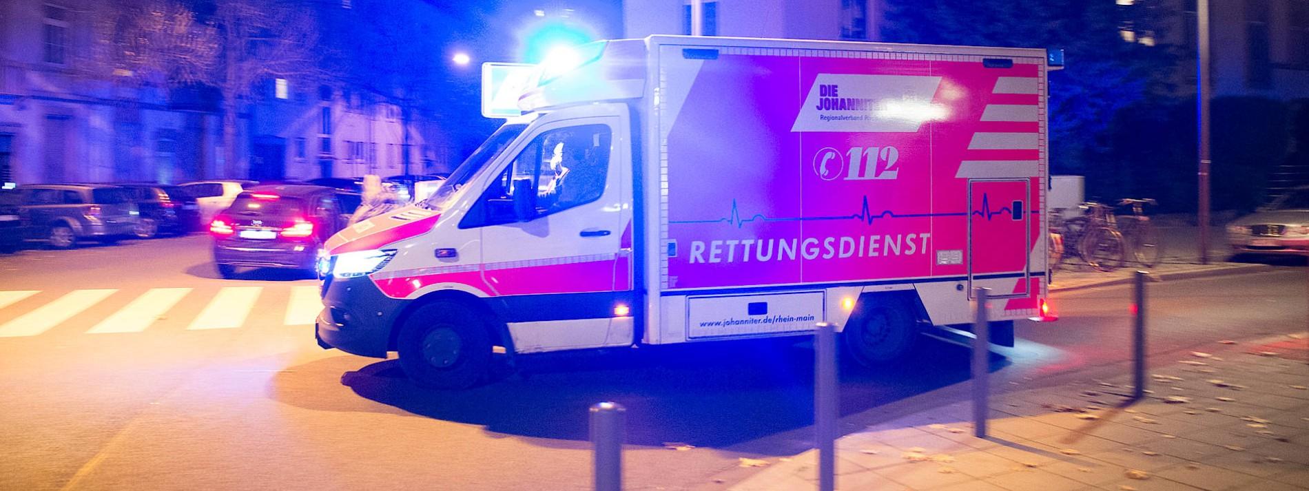 Frau nach Autobahnunfall gestorben – Messerstecherei in Rödermark