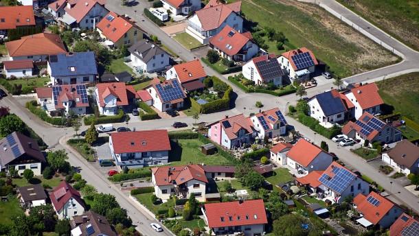 Solardächer könnten globalen Energiebedarf komplett decken
