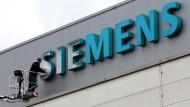 Siemens baut auch im Vorstand weiter um