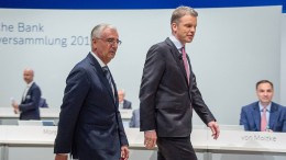 Im Aufsichtsrat der Deutschen Bank wächst der Widerstand
