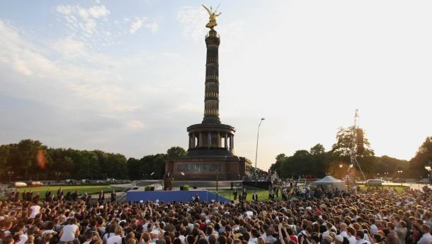 VORSCHAU : Obama kommt nach Berlin