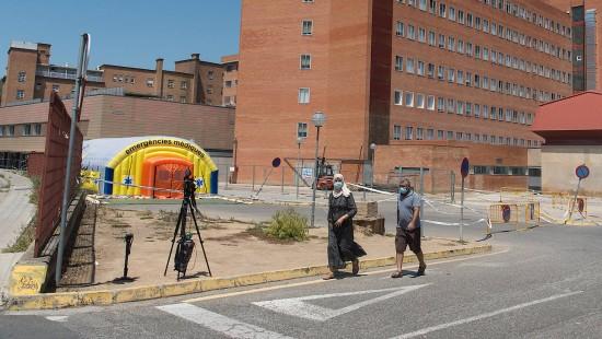 Katalonien ordnet Ausgangssperre für Lleida an