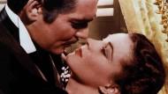 """So romantisch wie das Filmplakat von """"Vom Winde verweht"""" von 1939 vermuten lässt, ist die Buchvorlage nicht."""