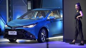 Toyota beschleunigt die Elektro-Aufholjagd