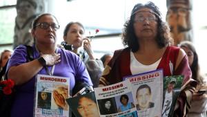 """Kanada ignorierte """"Völkermord"""" an Ureinwohnerinnen"""